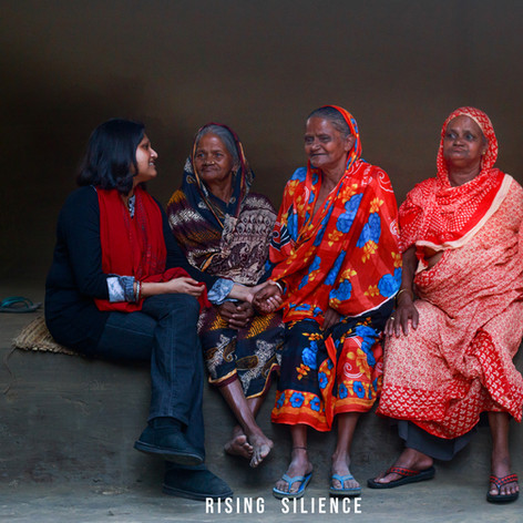 Rising Silence Leesa Gazi and Biragona