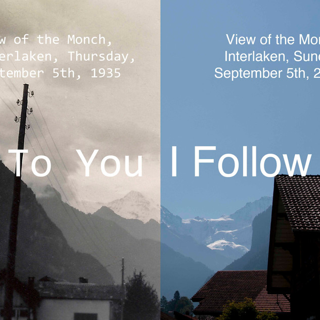 To You I Follow, David Killeen