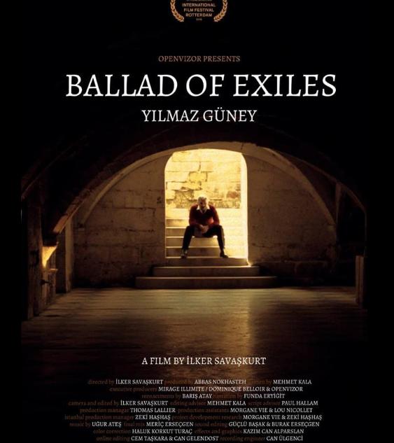 Ballad of Exiles: Yilmaz Guney (2016)