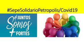 #Sepesolidariopetropolis/covid19