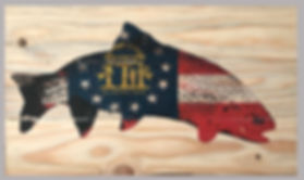 Georgia Trout Flag.jpg