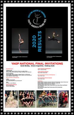 YAGP 2020 Results Final