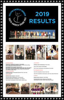 YAGP 2019 Results