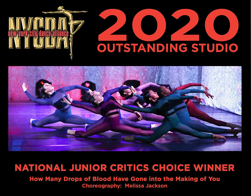 NYCDA National Outstanding Studio 2020 c