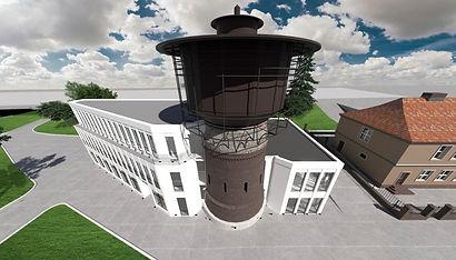 Königs Wusterhausen hauptbahnhof Wasserturm.jpg