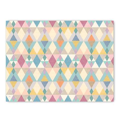 שטיח pvc דגם מקסיקו