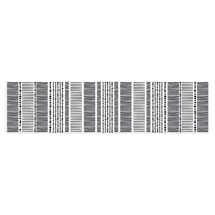 ראנר פיויסי- דגם שחור לבן
