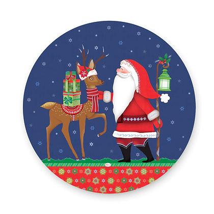 ראנר פיויסי עגול- דגם סנטה
