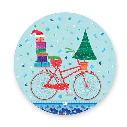 ראנר פיויסי עגול- דגם אופניים
