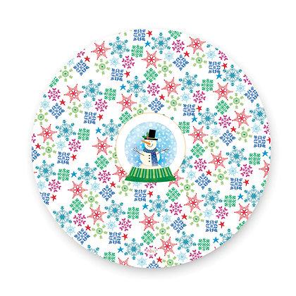 ראנר פיויסי עגול- דגם איש שלג