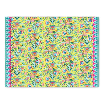 שטיח pvc דגם פלורל