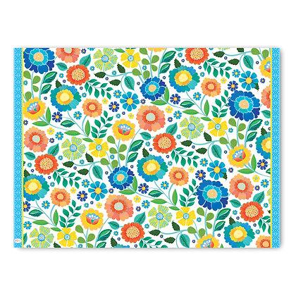 שטיח pvc דגם אביב