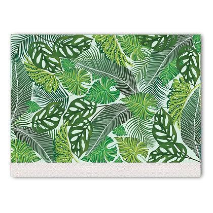 שטיח pvc דגם טרופי