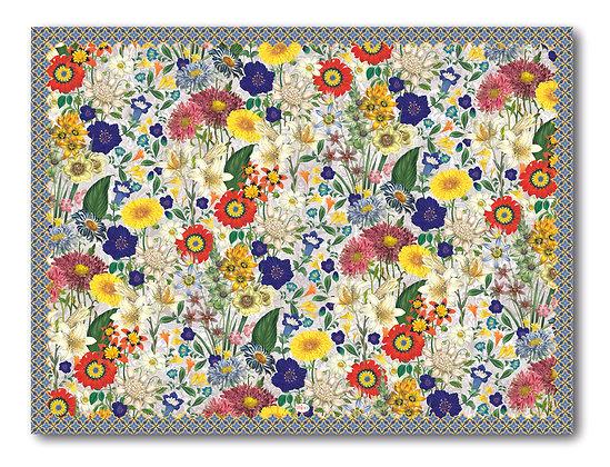 שטיח pvc דגם ווינטאג