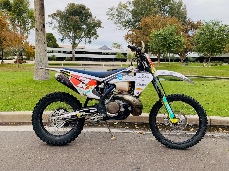 2020 KTM 300 XCF