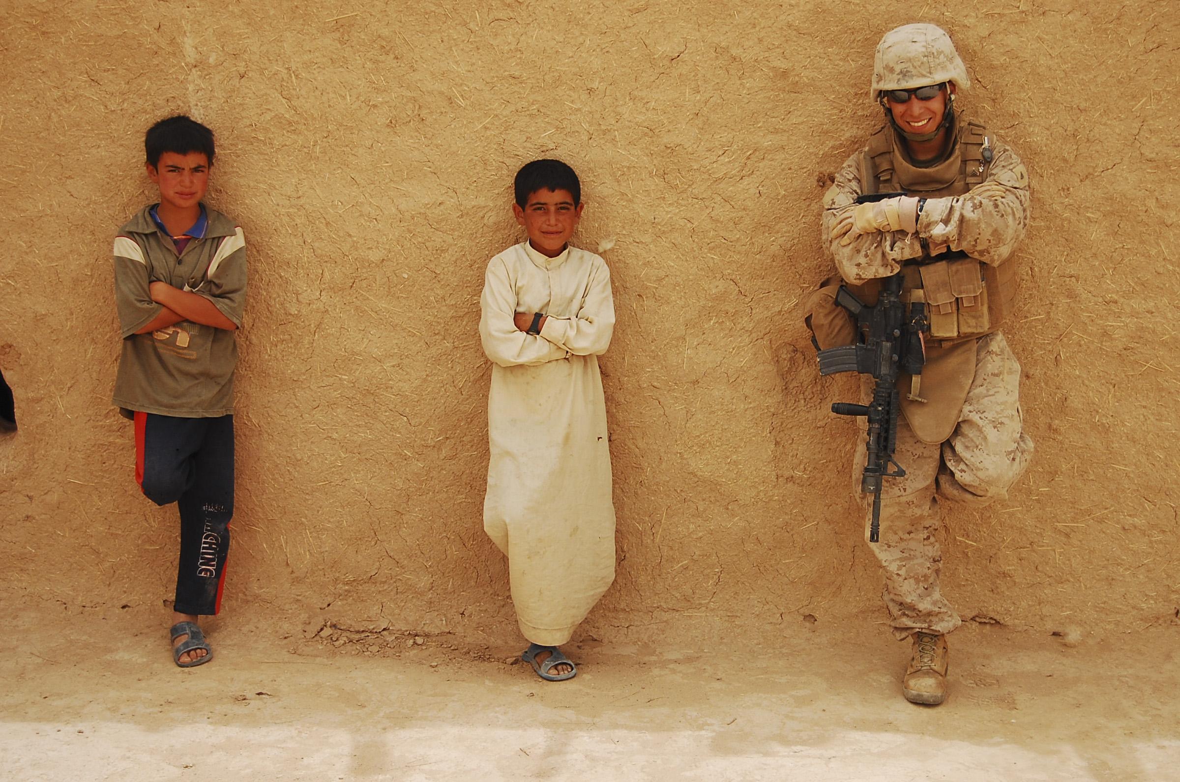 Marine_kids