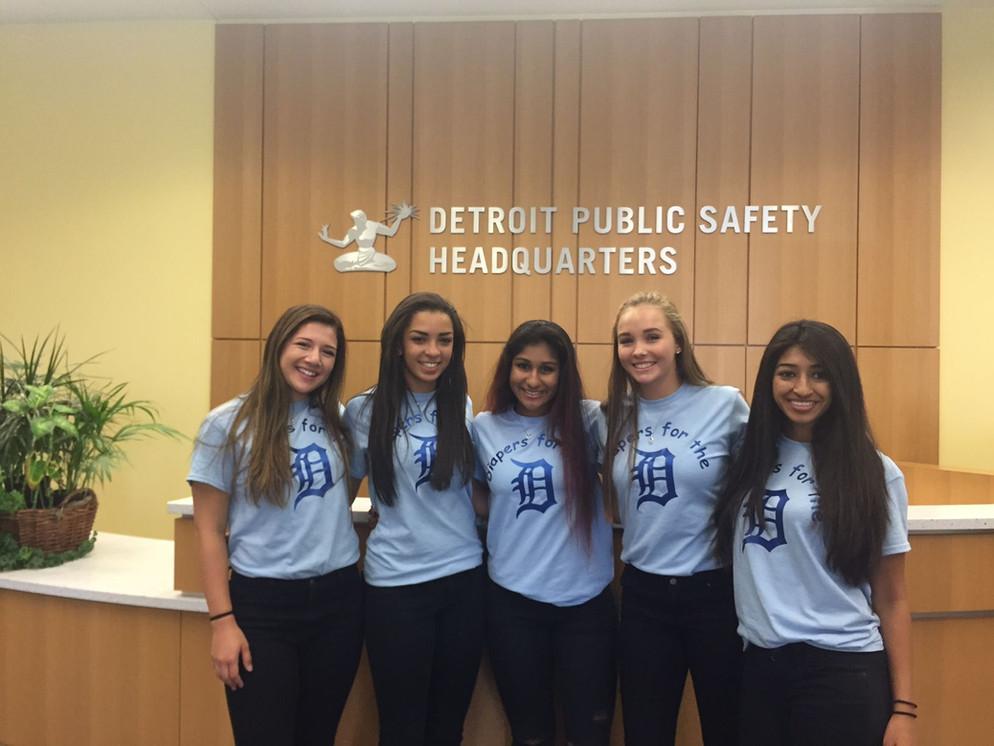Detroit Public Safety Headquarters