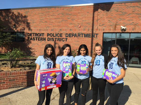 Precinct Visit