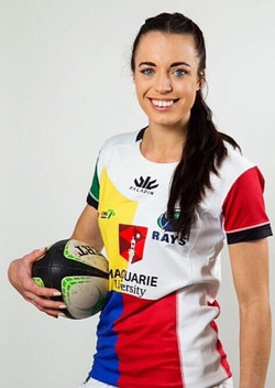 Elana Withnall - Rugby Sevens