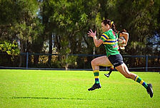 Elana Withnall Rugby Sevens