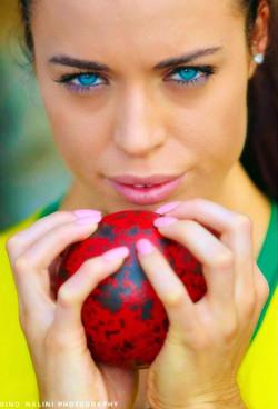 Elana Withnall Fitness Model Heptathlon