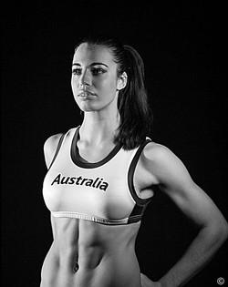 Elana Withnall - Fitness Model