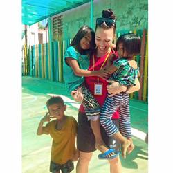 Elana Withnall - Cambodian Children's Fund Volunteer