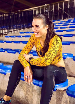 Elana Withnall Fitness model