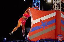 Elana Withnall Ninja Warrior Australia
