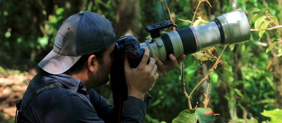 Manuel Antonio photography tour