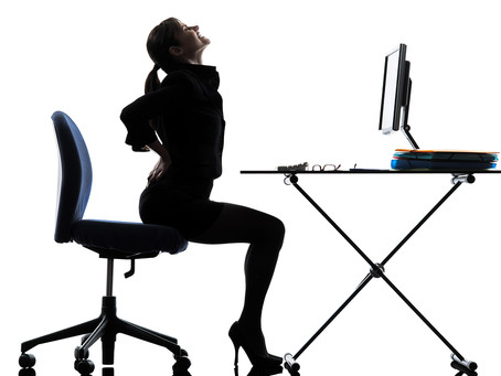 Get Up For Your Health : Standing Vs Sitting