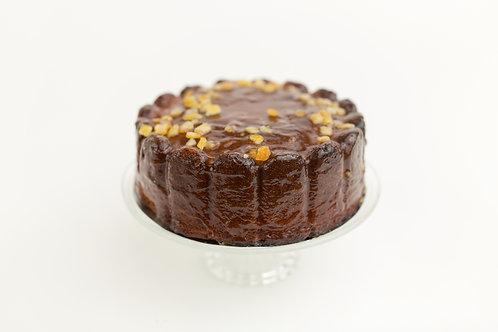 Orange Cake medium  (6-8 pers)