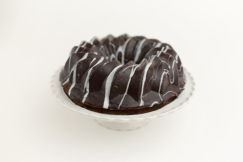 Orange Chocolate Cake Large      (10-12pers)