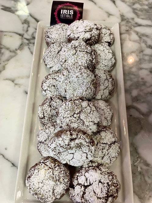 Irisistible cacao cookie
