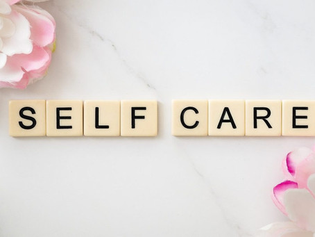 Lockdown Tips for Self-Care!