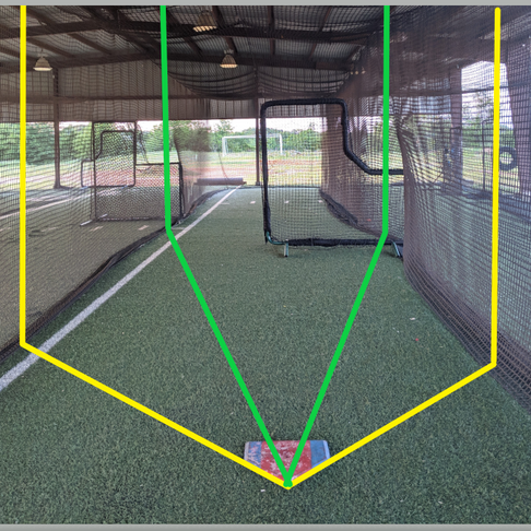 A Constraint Led Hitting Approach