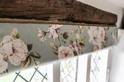 Floral Roman Blind Suffolk