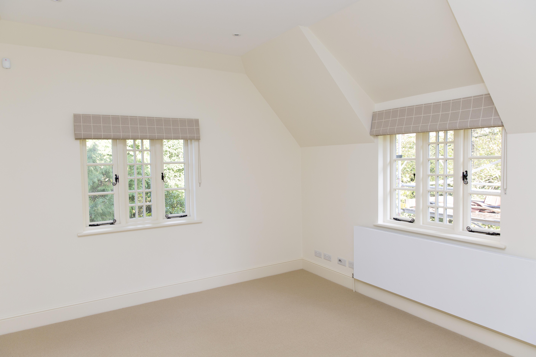 Twin Aspect Bedroom Suffolk