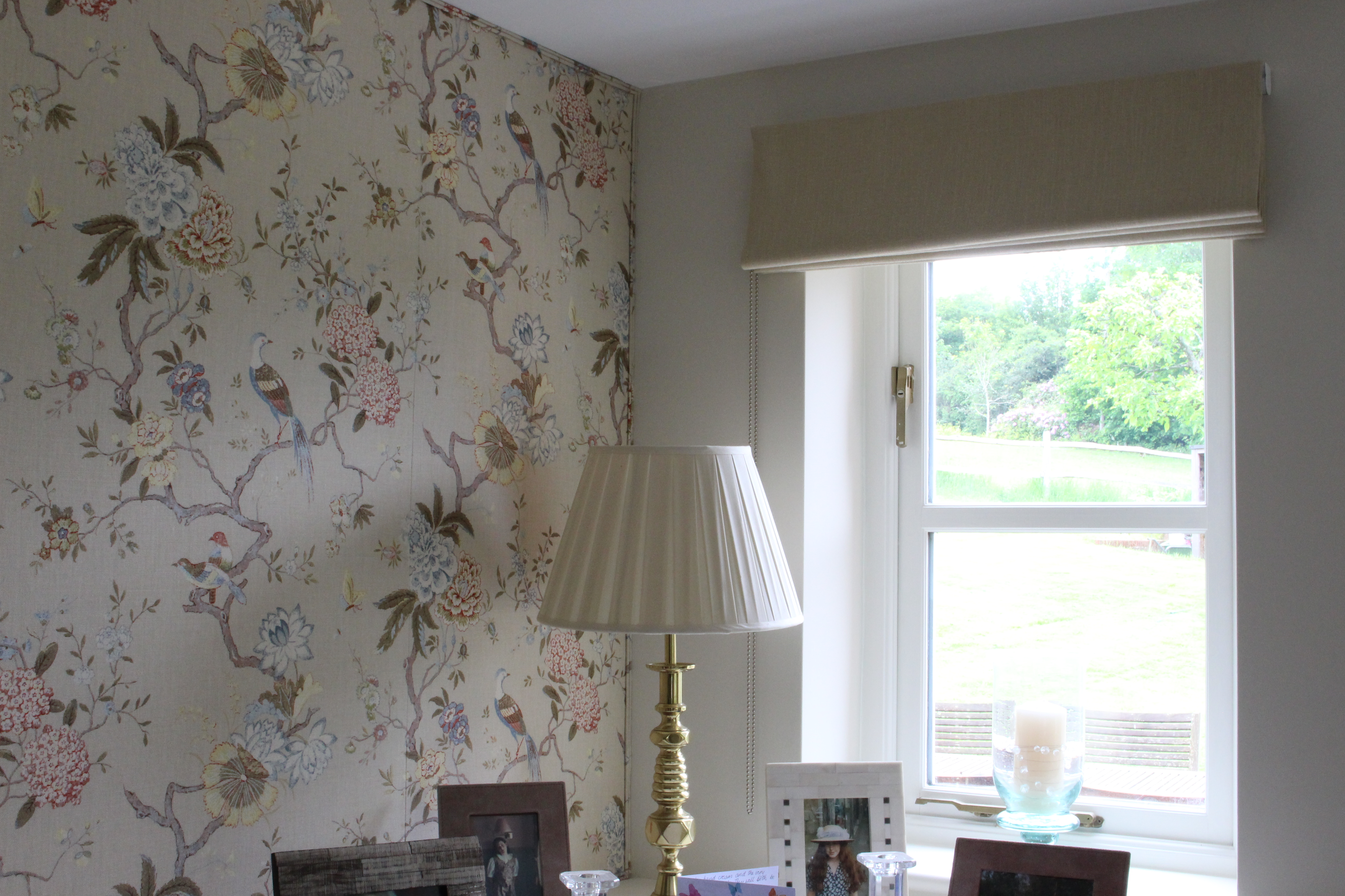 Drawing Room blind Suffolk