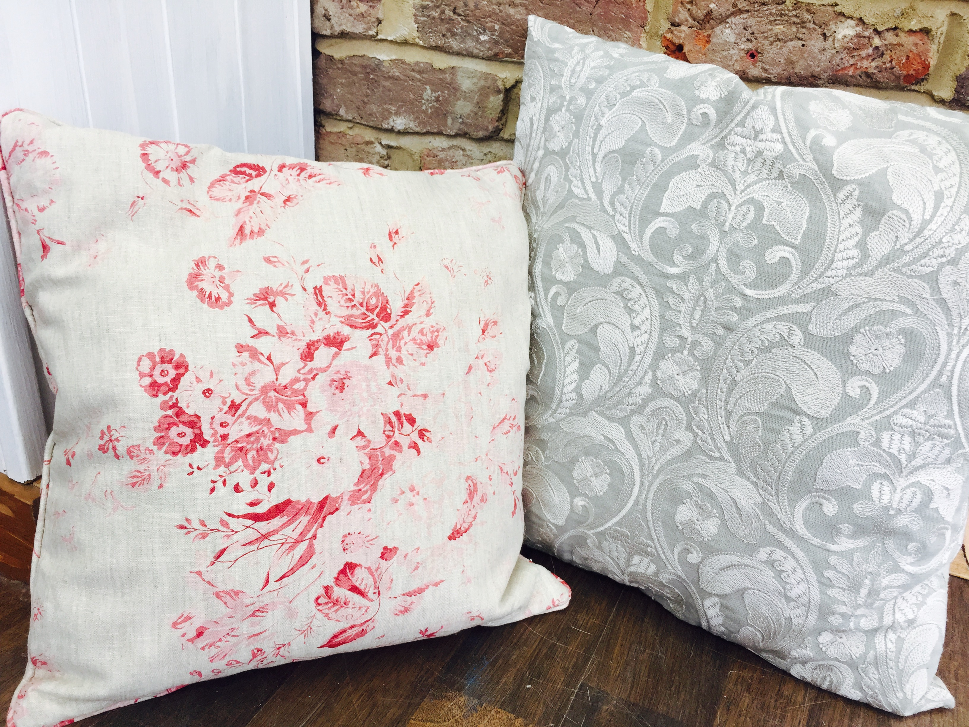 Cushions by Tailor-Made.