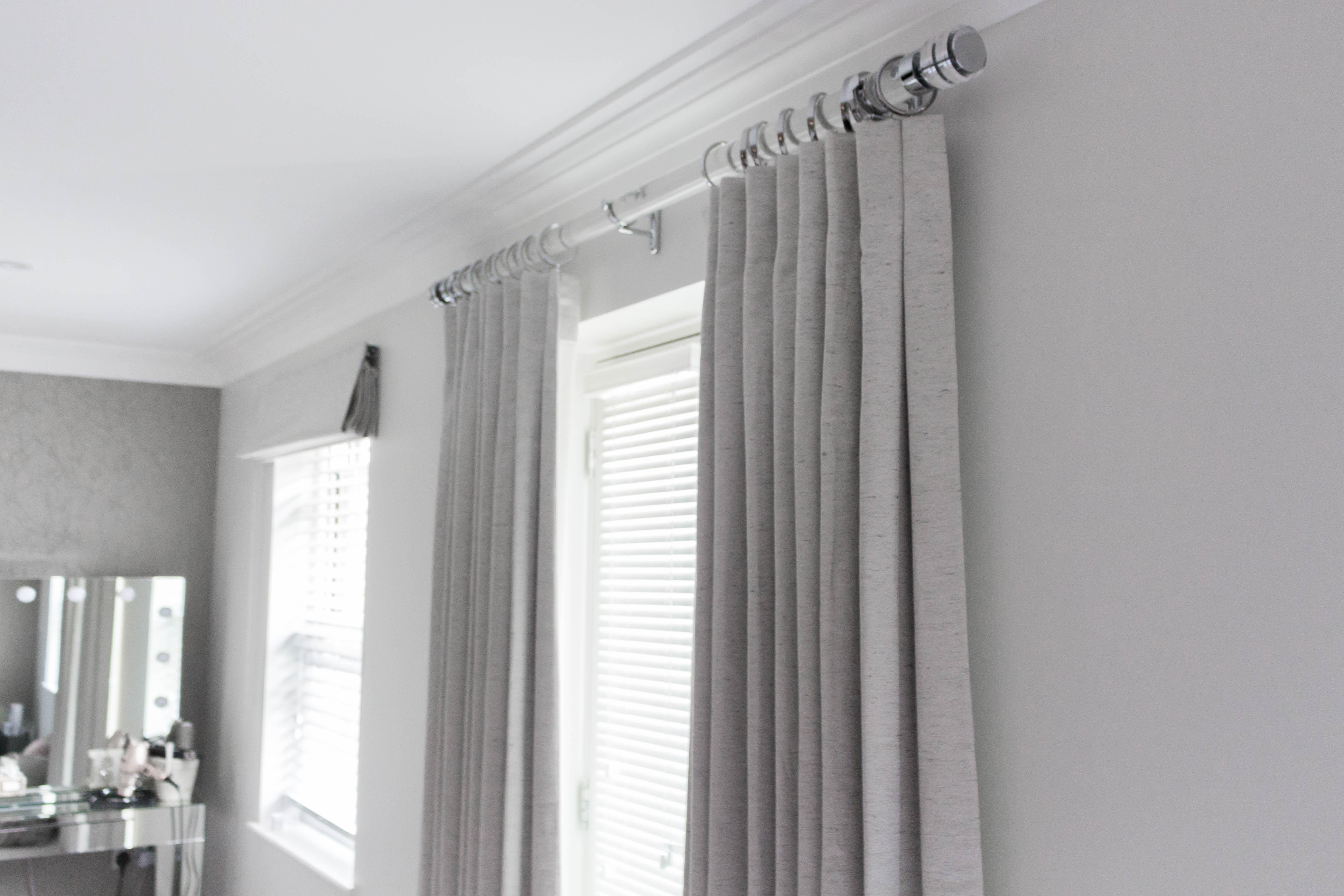 Acrylic Curtains Pole Jago Suffolk