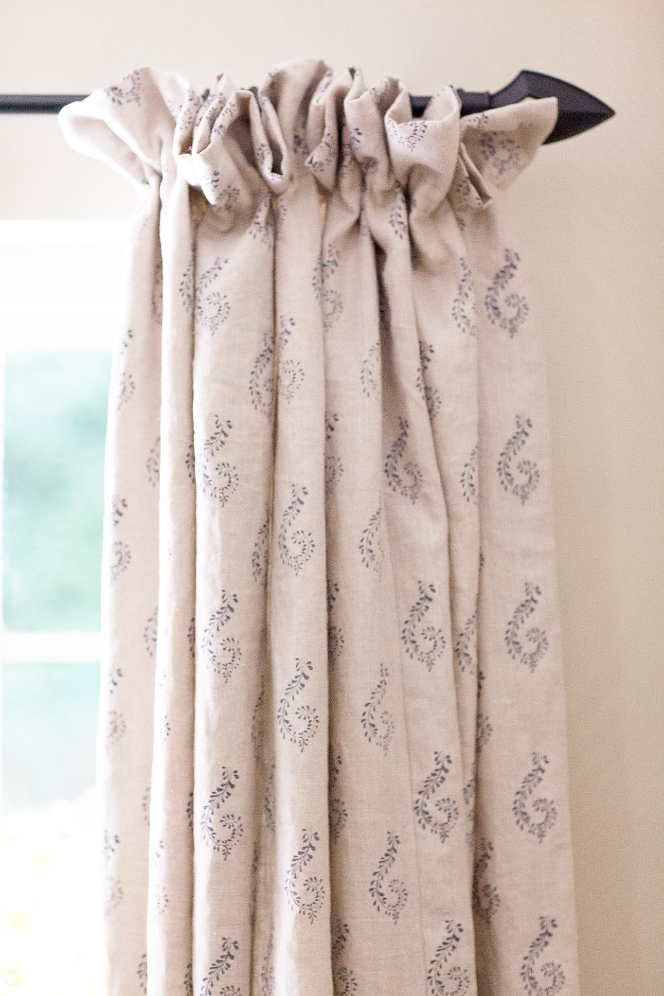 Vintage style Curtains Suffolk