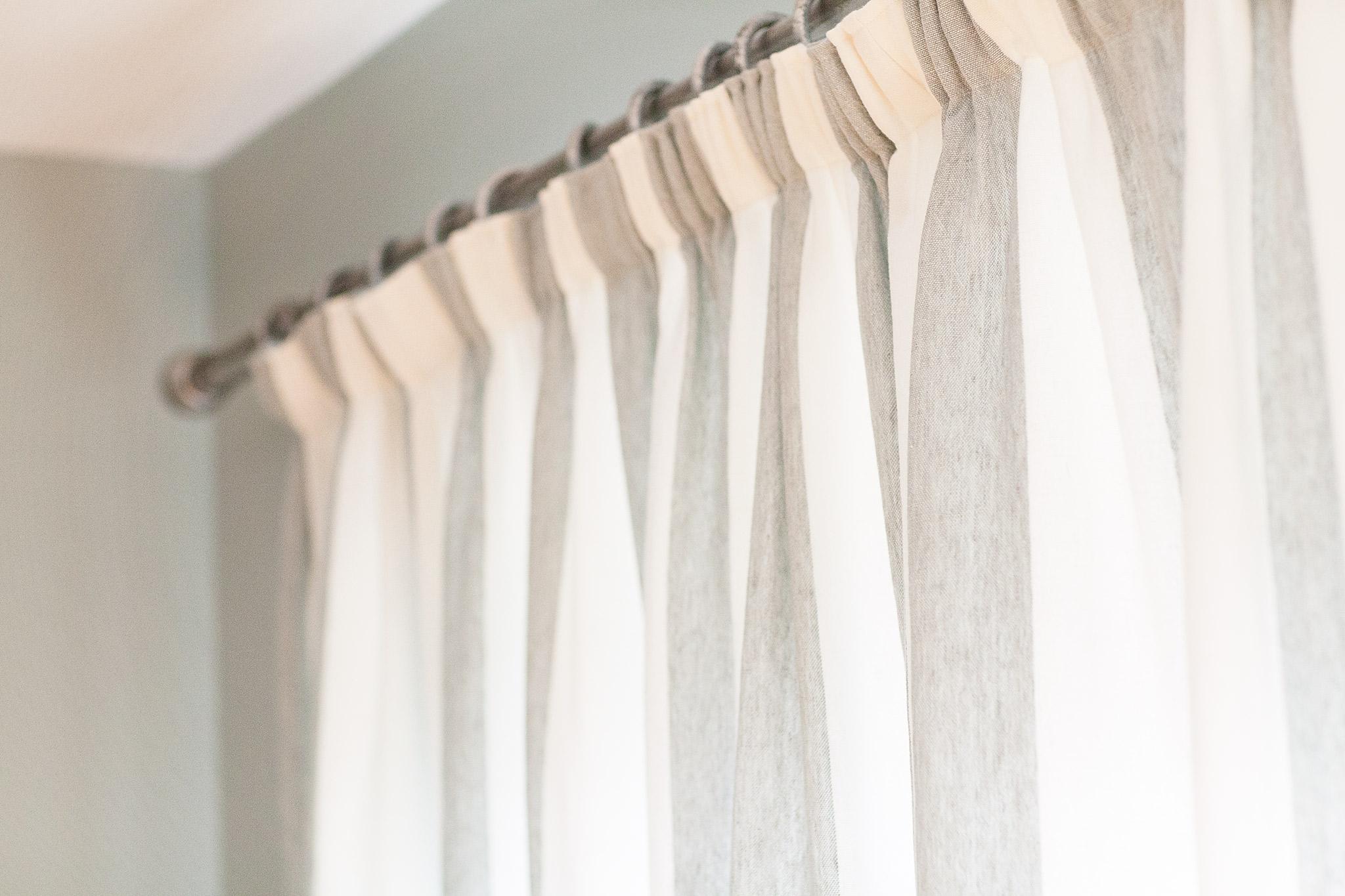 Coastal curtains Suffolk