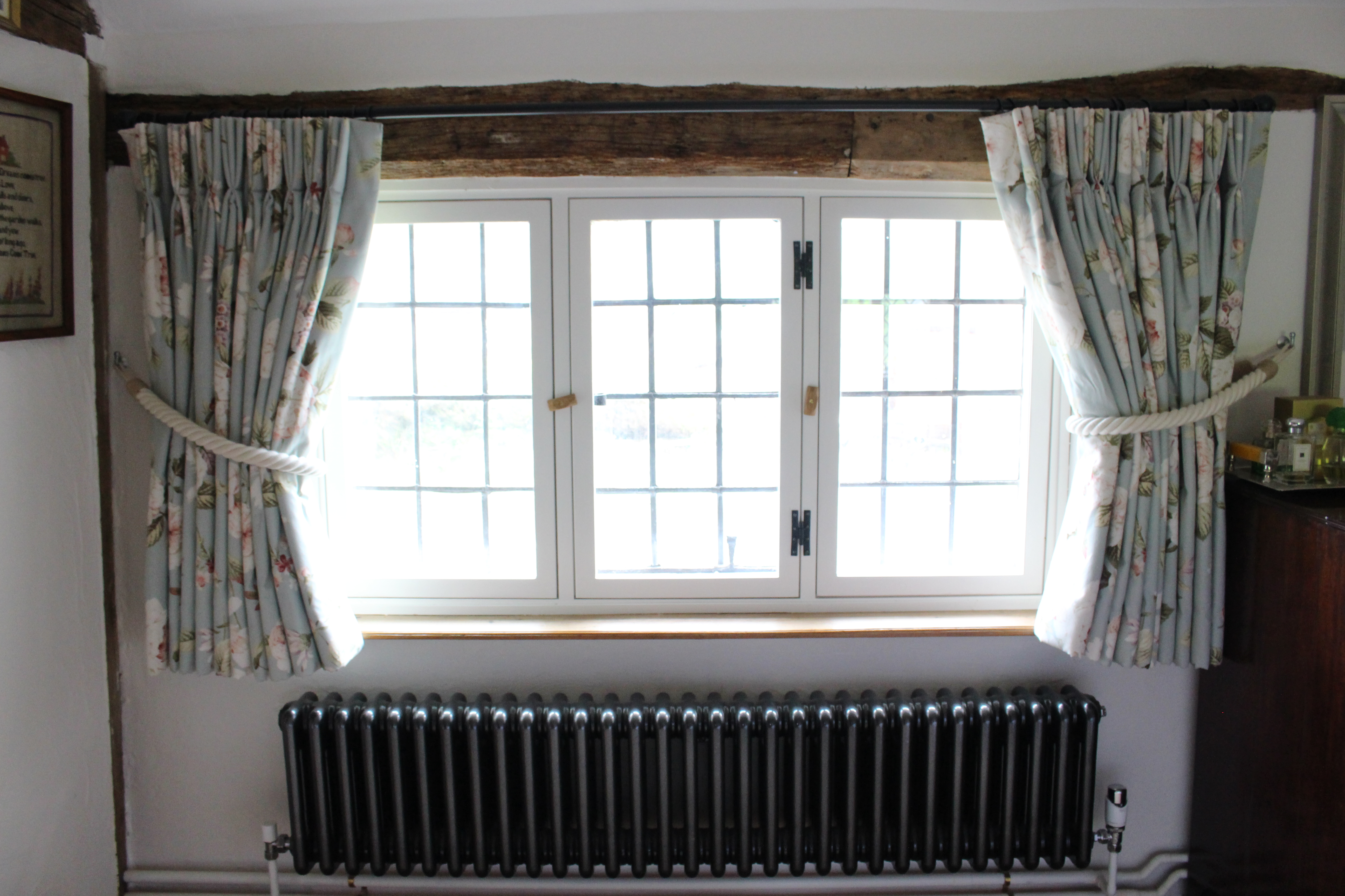 Triple Pinch Pleat Curtains Suffolk