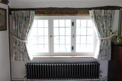 Triple Pinch Pleat Curtains Suffolk