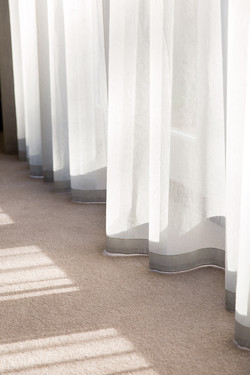 Organza Curtains Suffolk