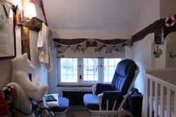 Nursery Roman Blind Suffolk