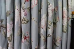 Floral Curtains Suffolk