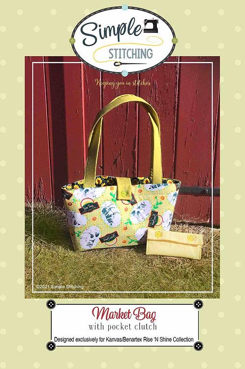 Rise 'N Shine Market Bag