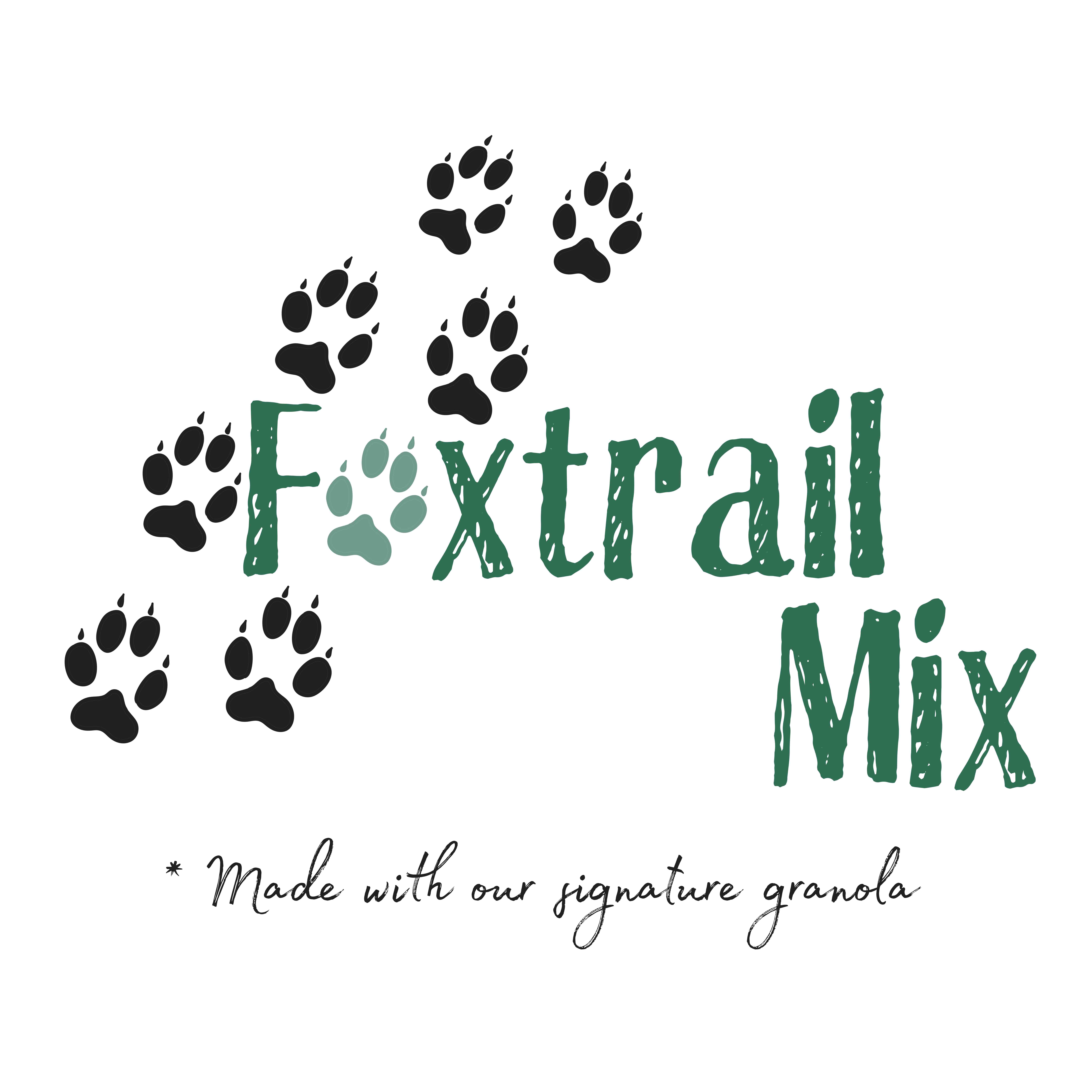 Logo for Trail Mix Label